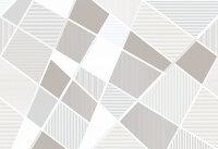 Декор Azori Sonnet Beige Geometria 278x405
