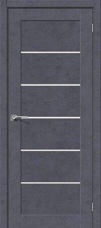 Дверь межкомнатная el-PORTA(Эль Порта) Легно-22 Graphite Art